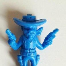 Figuras de Goma y PVC: FIGURA DUNKIN SERIE LUCKY LUKE HERMANO DALTON. Lote 137944886