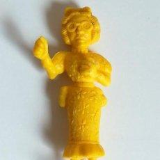 Figuras de Goma y PVC: FIGURA DUNKIN SERIE LUCKY LUKE MAESTRA PROFESORA DE ESCUELA. Lote 137944930