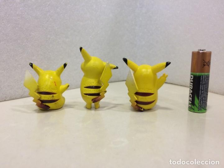Figuras de Goma y PVC: TOMY AULDEY - Pokemon - figuras Pikachu - Foto 2 - 138064554
