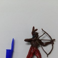 Figuras de Goma y PVC: INDIO COMANSI. Lote 138108106