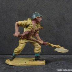 Figuras de Goma y PVC: PECH MARINE AMERICANO 6. Lote 138131218