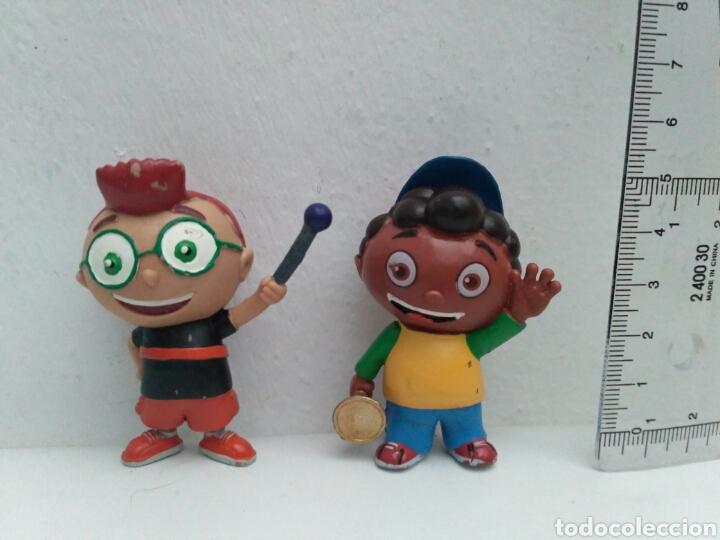Disney Einsteins Figuras Pvc Y De Goma Comprar Bully Niños Little XkPiZuO