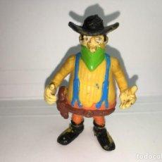 Figuras de Goma y PVC: FIGURA BANDIDO DE LUCKY LUKE. Lote 138306322