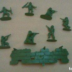 Figuras de Goma y PVC: MONTAPLEX - NORTEAMERICANOS --- REFGIMHAULEMOTRPAMHOR. Lote 138317790