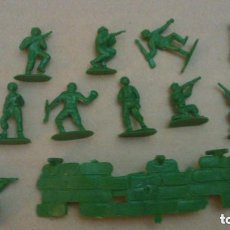 Figuras de Goma y PVC: MONTAPLEX - NORTEAMERICANOS --- REFGIMHAULEMOTRPAMHOR. Lote 138317890