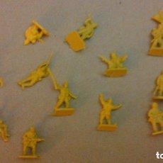 Figuras de Goma y PVC: MONTAPLEX - JAPONESES --- REFGIMHAULEMOTRPAMHOR. Lote 138318814