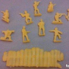 Figuras de Goma y PVC: MONTAPLEX - JAPONESES --- REFGIMHAULEMOTRPAMHOR. Lote 138319214