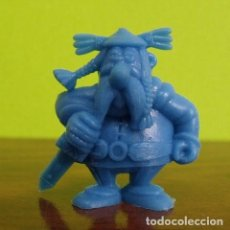 Figuras de Goma y PVC: FIGURA PVC ABRARACURCIX DUNKIN - ASTERIX Y OBELIX - UDERZO. Lote 138379322