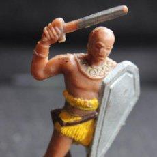 Figuras de Goma y PVC: GUERRERO BÁRBARO EN PVC DE JECSAN. Lote 138567014