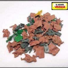 Figuras de Goma y PVC: LOTE SOLDADOS MONTAPLEX FIGURAS VARIADAS. Lote 138600550
