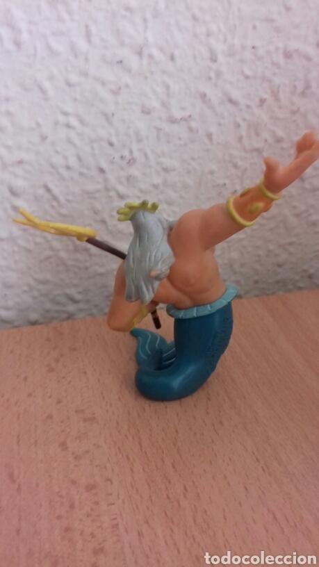 Figuras de Goma y PVC: TRITÓN (La Sirenita ) - Foto 2 - 138672997