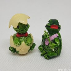 Figuras de Goma y PVC: FIGURAS TORTUGAS - 4 CM - CAR122. Lote 138716268