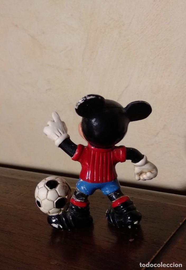 Figuras de Goma y PVC: ANTIGUA FIGURA PVC MICKEY MOUSE - SIN MARCA - COMICS SPAIN - Foto 2 - 138724198