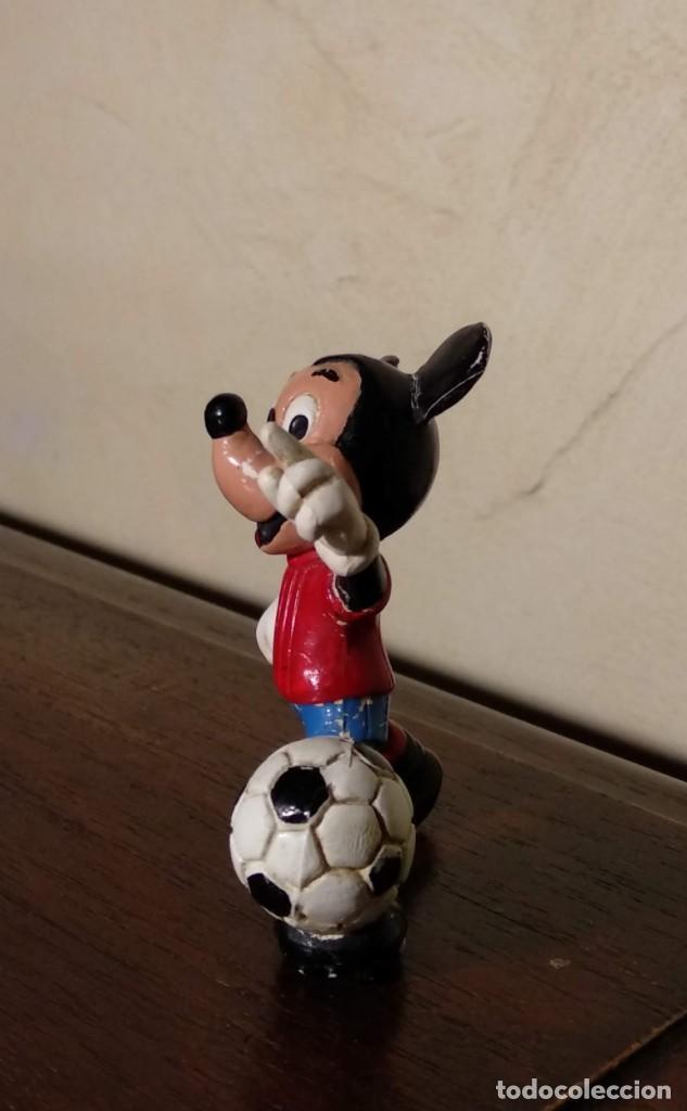 Figuras de Goma y PVC: ANTIGUA FIGURA PVC MICKEY MOUSE - SIN MARCA - COMICS SPAIN - Foto 4 - 138724198