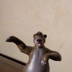 Figuras de Goma y PVC: FIGURA PVC - BULLYLAND - BALOO - LIBRO DE LA SELVA - DISNEY. Lote 138724438
