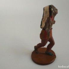 Figuras de Goma y PVC: FIGURA INDIO GAMA. Lote 138759214