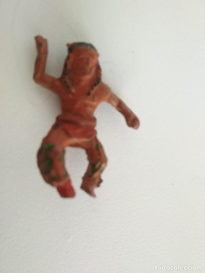 FIGURA INDIO LAFREDO GOMA (Juguetes - Figuras de Goma y Pvc - Lafredo)