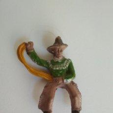 Figuras de Goma y PVC: FIGURA PECOS BILL LAFREDO GOMA. Lote 138761082