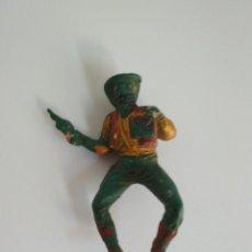 Figuras de Goma y PVC: BANDIDO GOMA AÑOS 50. Lote 138761234