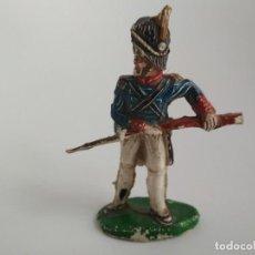 Figuras de Goma y PVC: SOLDADO FRANCÉS LAFREDO GOMA. Lote 138815030