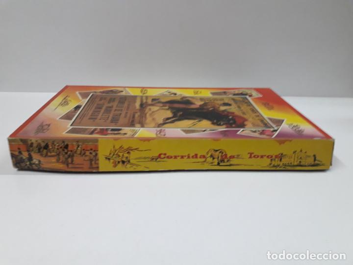 Figuras de Goma y PVC: CAJA ORIGINAL DE TOREROS Y TOROS . REALIZADA POR PECH . AÑOS 60 - Foto 5 - 138840654