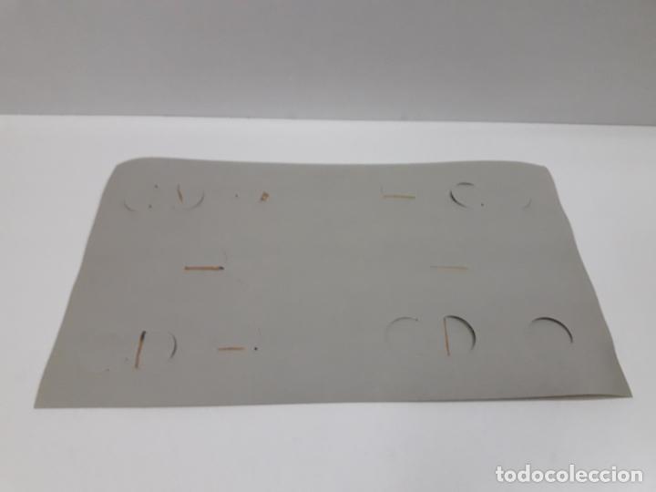 Figuras de Goma y PVC: CAJA ORIGINAL DE TOREROS Y TOROS . REALIZADA POR PECH . AÑOS 60 - Foto 28 - 138840654