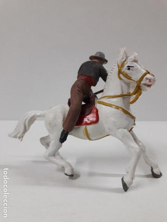 Figuras de Goma y PVC: CAJA ORIGINAL DE LA CORRIDA DE TOROS . REALIZADA POR PECH . AÑOS 60 - Foto 27 - 138841578