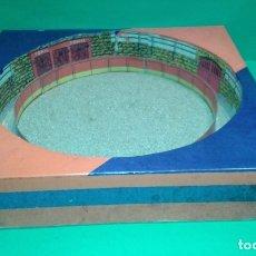 Figuras de Goma y PVC: PLAZA DE TOROS DE TEIXIDO (TIPO PECH, REAMSA, COMANSI), AÑOS 20.. Lote 138854138