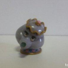 Figuras de Goma y PVC: MUÑECO DE PVC. LA BELLA Y LA BESTIA.. Lote 139003434