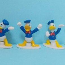 Figuras de Goma y PVC: FIGURAS CLASICOS DISNEY (DONALD) - PROMOCIONALES. Lote 139035194