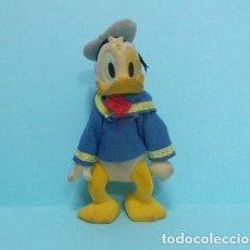 Figuras de Goma y PVC: FIGURAS CLASICOS DISNEY (DONALD) - TELA. Lote 139035896