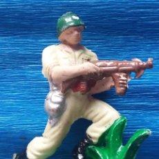 Figuras de Goma y PVC: PECH OLIVER. SOLDADO ESPAÑOL 3 NUNCA JUGADO AÑOS 60-70.. Lote 139102150