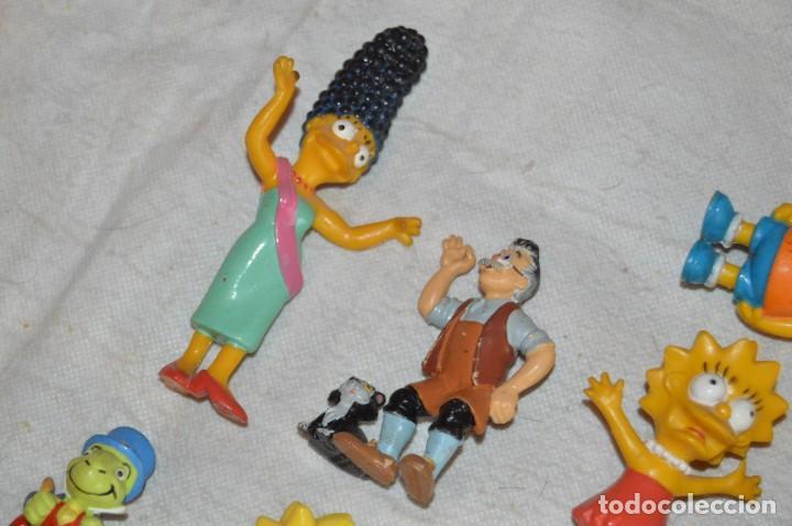 Figuras de Goma y PVC: Vintage - LOTE DE 11 FIGURAS DE PLÁSTICO / PVC - BULLY / COMIC SPAIN / OTROS ... - ENVÍO 24H - L01 - Foto 2 - 139181186