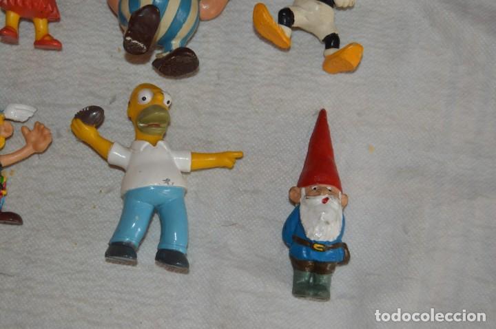Figuras de Goma y PVC: Vintage - LOTE DE 11 FIGURAS DE PLÁSTICO / PVC - BULLY / COMIC SPAIN / OTROS ... - ENVÍO 24H - L01 - Foto 5 - 139181186