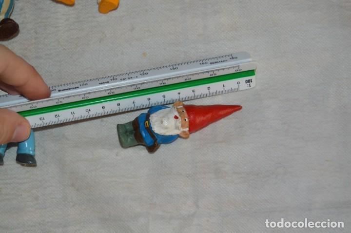 Figuras de Goma y PVC: Vintage - LOTE DE 11 FIGURAS DE PLÁSTICO / PVC - BULLY / COMIC SPAIN / OTROS ... - ENVÍO 24H - L01 - Foto 7 - 139181186