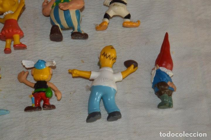 Figuras de Goma y PVC: Vintage - LOTE DE 11 FIGURAS DE PLÁSTICO / PVC - BULLY / COMIC SPAIN / OTROS ... - ENVÍO 24H - L01 - Foto 11 - 139181186