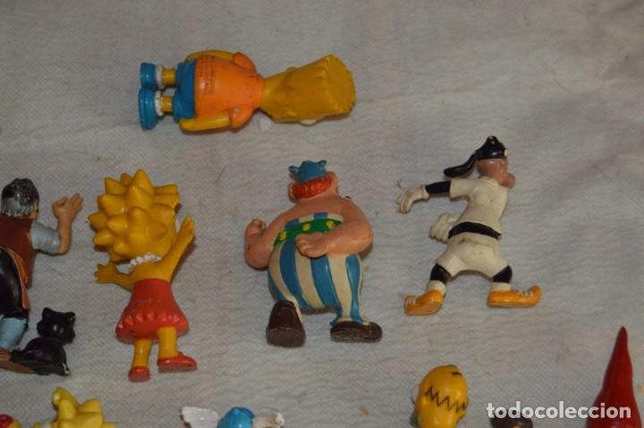 Figuras de Goma y PVC: Vintage - LOTE DE 11 FIGURAS DE PLÁSTICO / PVC - BULLY / COMIC SPAIN / OTROS ... - ENVÍO 24H - L01 - Foto 12 - 139181186