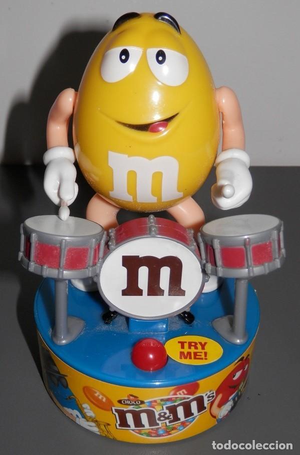 FIGURA M&M'S (Juguetes - Figuras de Goma y Pvc - Otras)