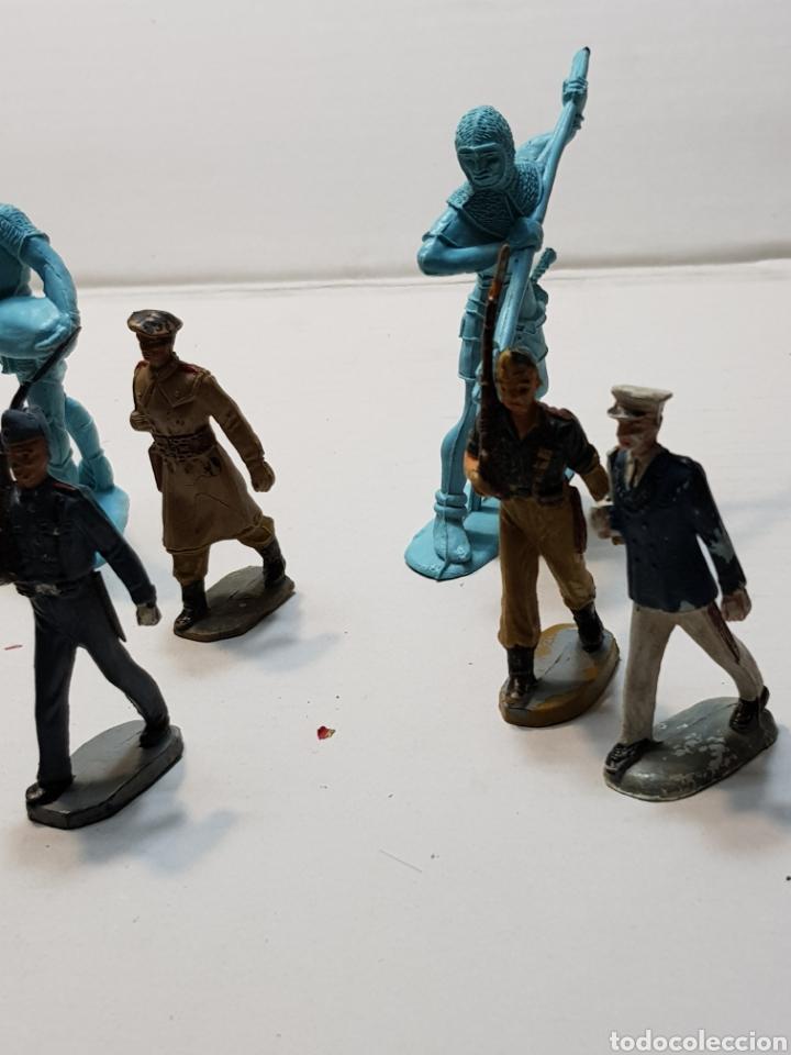Figuras de Goma y PVC: Lote figuras Reamsa Gomarsa algunas muy raras - Foto 3 - 139222605