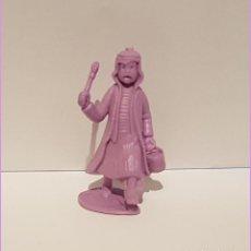 Gummi- und PVC-Figuren - TINTIN FIGURA DUNKIN ORIGINAL TITO STENVAL ABDALLAH - 139225662