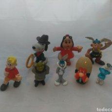 Figuras de Goma y PVC: LOTE FIGURAS PVC ANTIGUAS. Lote 139298893