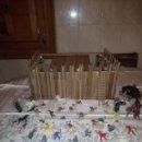 Figuras de Goma y PVC: FUERTE INDIOS Y VAQUEROS TIMPO TOYS MADE IN GREAT BRITAIN. LOTE OESTE AÑOS 70. Lote 139463406