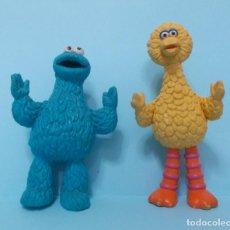 Figuras de Goma y PVC: BARRIO SESAMO / SESAME STREET - FLEXIS APPLAUSE. Lote 139487117