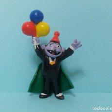 Figuras de Goma y PVC: BARRIO SESAMO / SESAME STREET - DRAKO - APPLAUSE. Lote 139487137