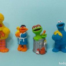Figuras de Goma y PVC: BARRIO SESAMO / SESAME STREET - TYCO - LOTE 1. Lote 139487665