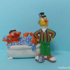 Figuras de Goma y PVC: BARRIO SESAMO / SESAME STREET - EPI Y BLAS - APPLAUSE. Lote 139487685