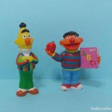 Figuras de Goma y PVC: BARRIO SESAMO / SESAME STREET - EPI Y BLAS - APPLAUSE. Lote 139487693