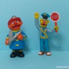 Figuras de Goma y PVC: BARRIO SESAMO / SESAME STREET - EPI Y BLAS - APPLAUSE. Lote 139487721