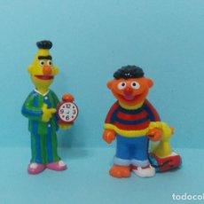 Figuras de Goma y PVC: BARRIO SESAMO / SESAME STREET - EPI Y BLAS - APPLAUSE. Lote 139487725
