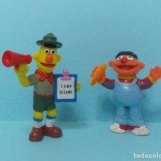 Figuras de Goma y PVC: BARRIO SESAMO / SESAME STREET - EPI Y BLAS - APPLAUSE. Lote 139487733
